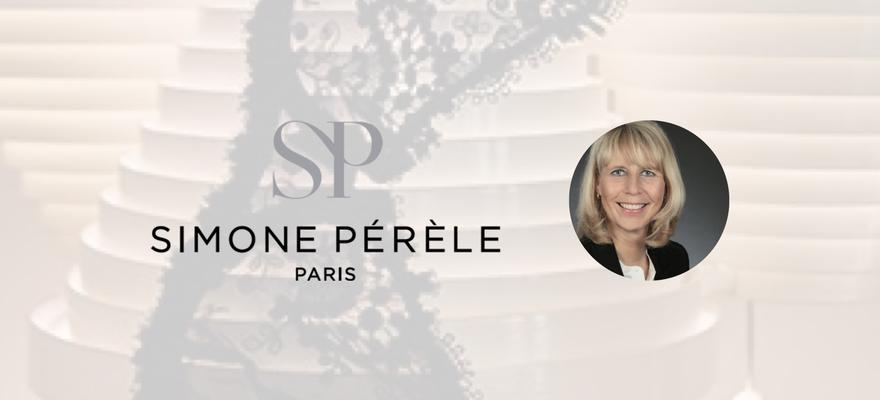 Simone Perele se présente