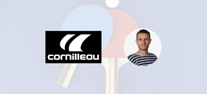 Cornilleau se présente