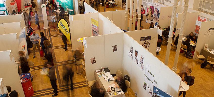 5 Gründe für die Teilnahme an einer themenspezifischen Jobmesse